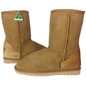 Classic 3/4 with Cowhide - Euram Ugg