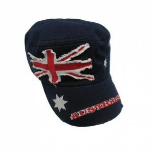 Australian Flag Field Cap