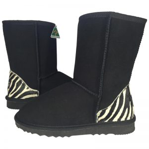 Classic 3/4 with Animal Print - Euram Ugg