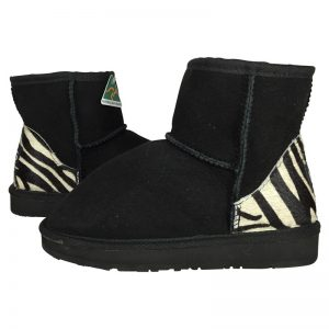 Classic Ultra Short with Animal Print - Euram Ugg