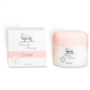 Vitamin E Cream - Lanolin Beauty