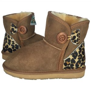 Mulga Low with Animal Print - Euram Ugg