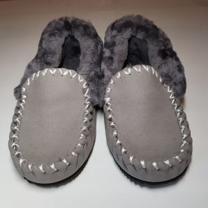 Moccasin (Sizes 3-9)